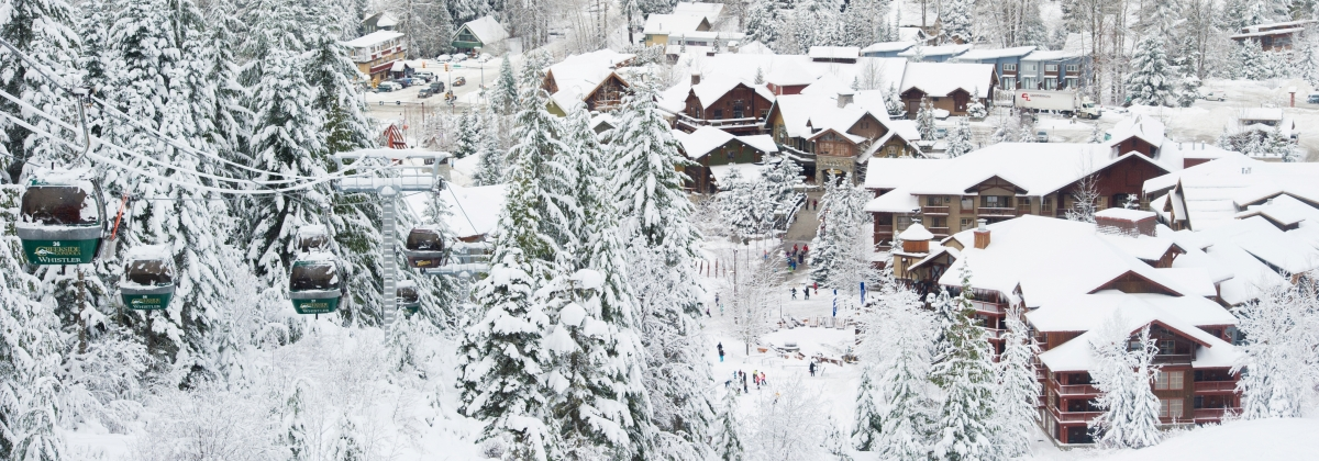 About Tourism Whistler