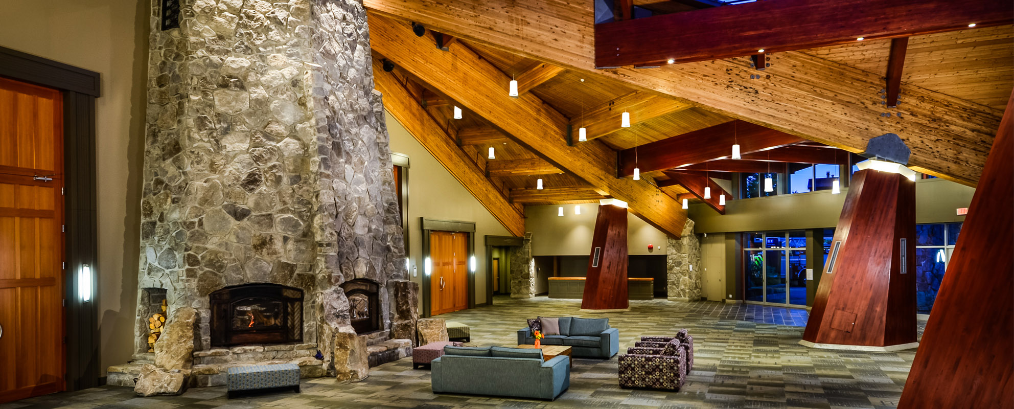 Whistler Conference Centre Foyer