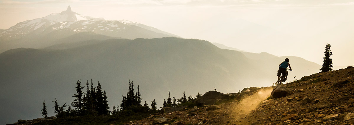 Biking in Whistler: Heaven on Two Wheels
